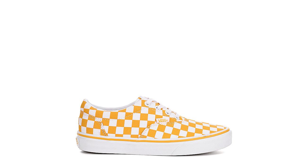 c875a497e5f9 Vans Womens Doheny - Yellow
