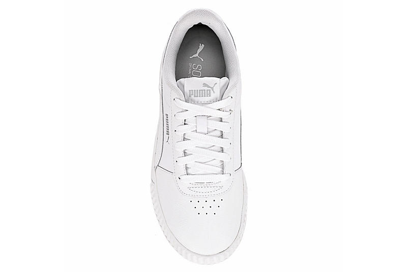 PUMA Womens Carina - WHITE