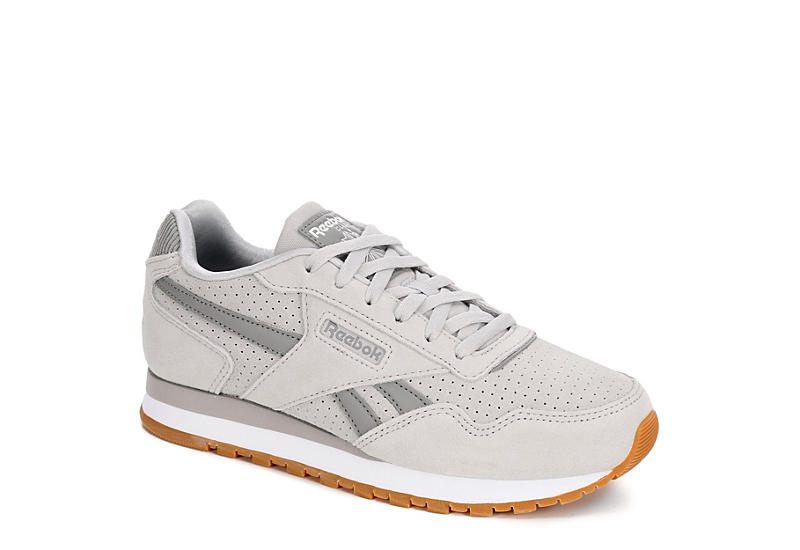 9626728e GREY REEBOK Womens Cl Harman Run