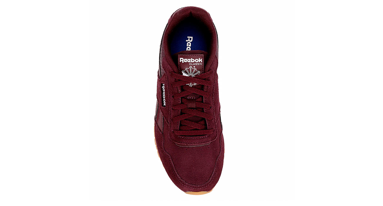REEBOK Womens Cl Harman Run - BURGUNDY