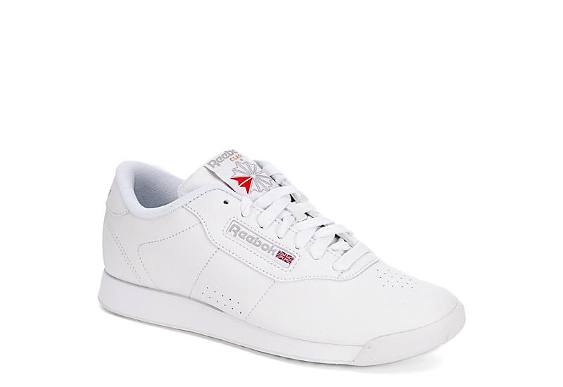 Desgracia Estados Unidos FALSO  White Reebok Womens Princess Sneaker | Athletic | Rack Room Shoes