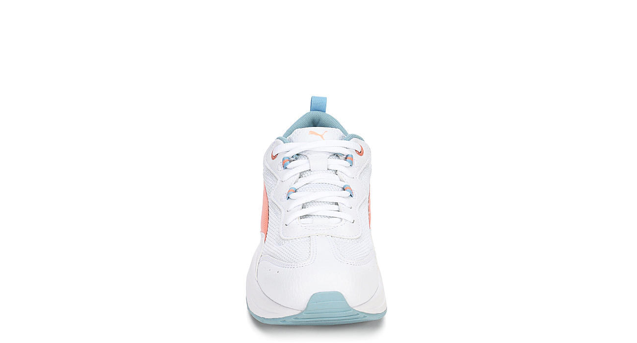 PUMA Womens Cilia - WHITE