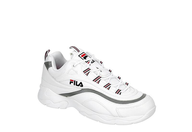 FILA Mens Fila Ray - WHITE