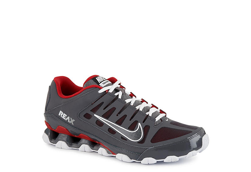 check out e98a2 d7445 Dark Grey Nike Mens Reax 8 Tr   Athletic   Rack Room Shoes