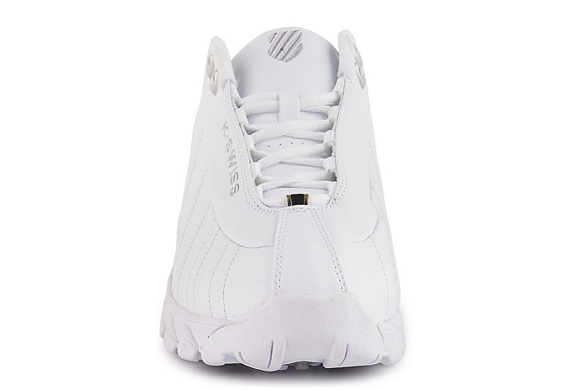 K-SWISS Mens St329 Sneaker - WHITE