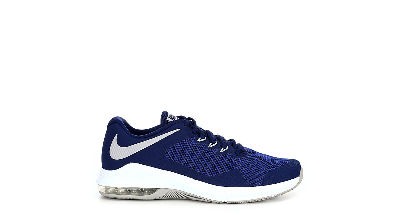 save off d7ccb 7121f Nike Mens Air Max Alpha Trainer - Navy