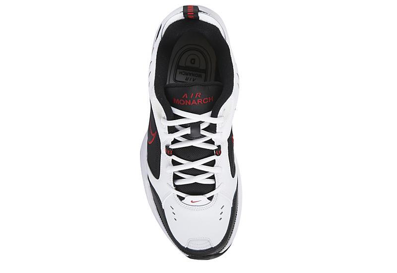 NIKE Mens Air Monarch Walking Shoe - WHITE