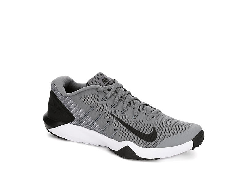 grey nike mens retaliation tr 2 training rack room shoes