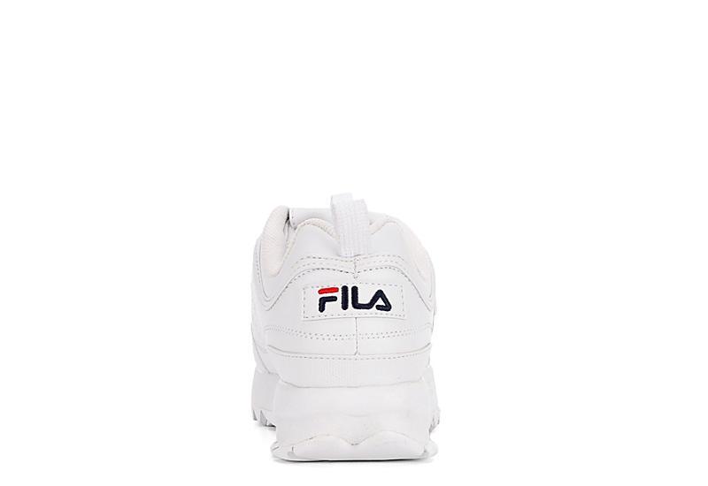 FILA Mens Disruptor 2 - WHITE