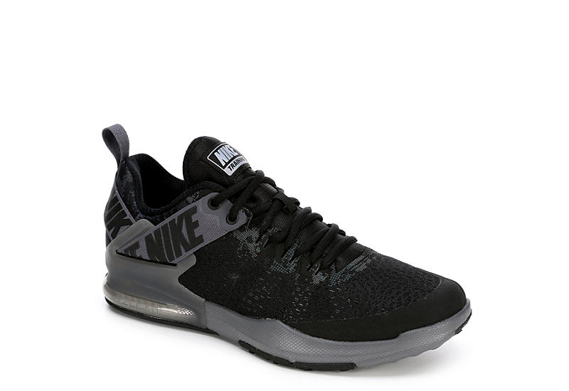 NIKE Mens Air Domination 2 - BLACK