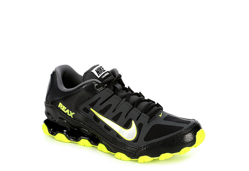 check out d0e64 98a1b Nike Mens Reax Tr 8 - Black