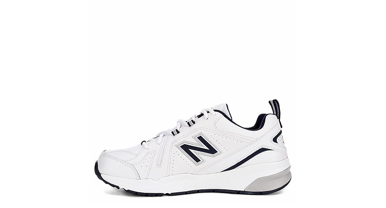 NEW BALANCE Mens Mx608 Walking Shoe - WHITE