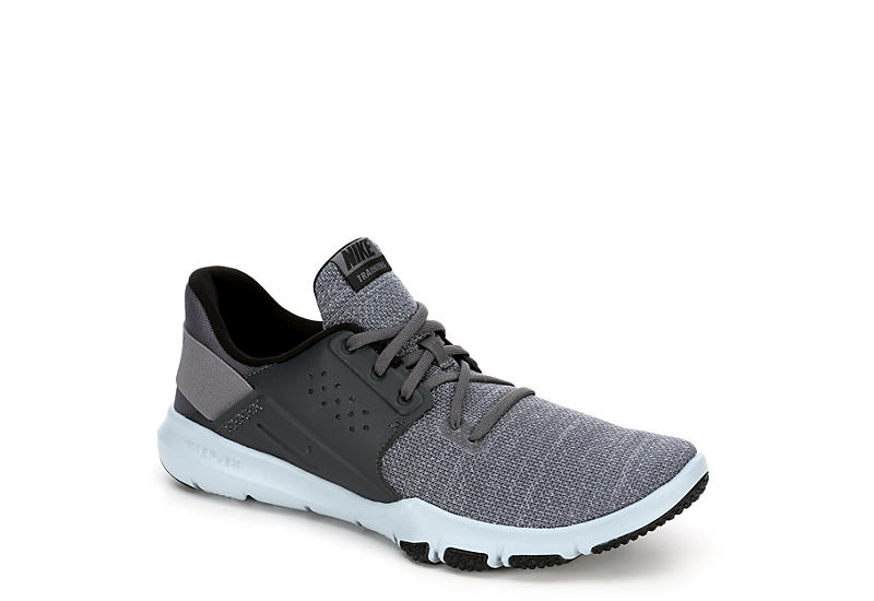 775631146ec1e Grey Nike Flex Control 3 Men s Training Shoes