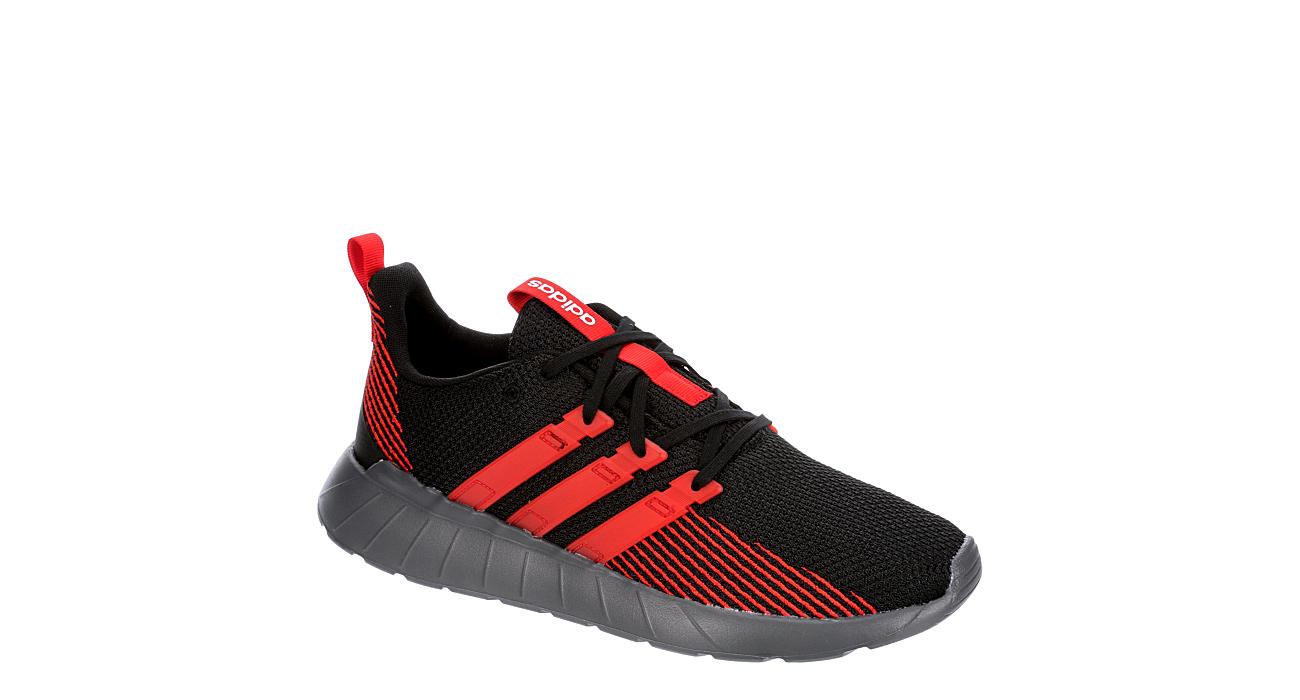 ADIDAS Mens Questar Flow Sneaker - BLACK