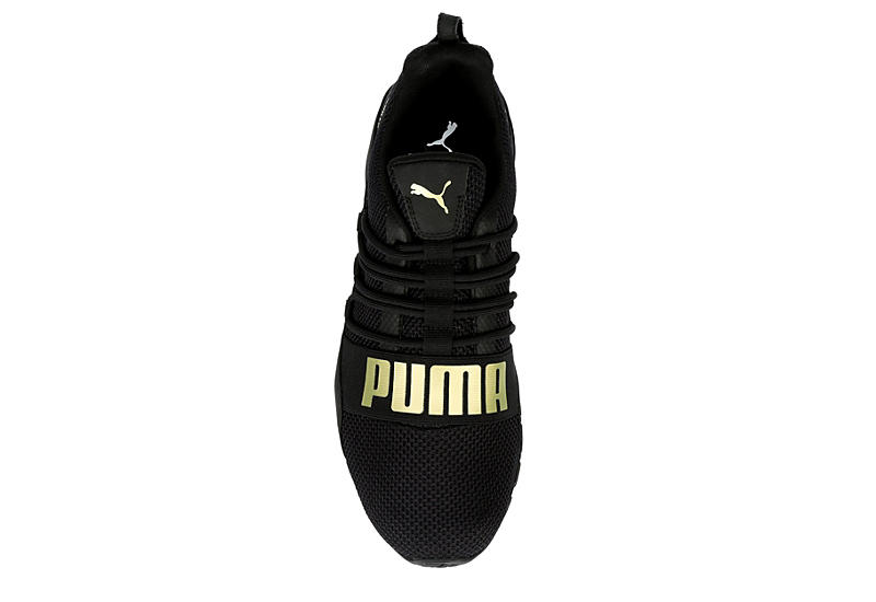 PUMA Mens Cell Regulate - BLACK