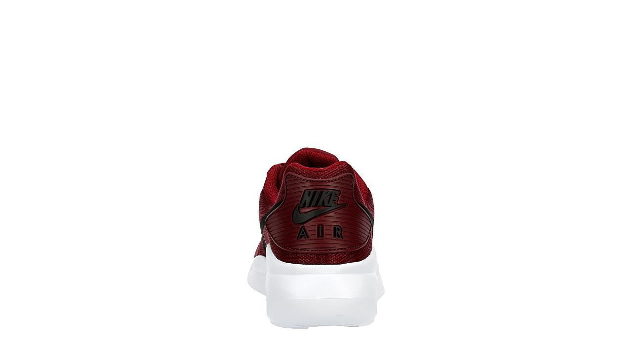 NIKE Mens Air Max Oketo Sneaker - BURGUNDY