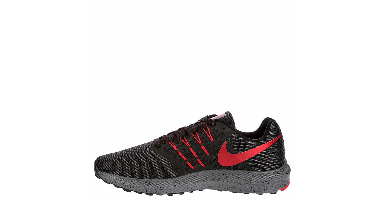 Nike Mens Run Swift Trail Running Shoe - Black