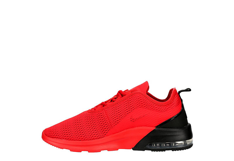 NIKE Mens Air Max Motion 2 - RED