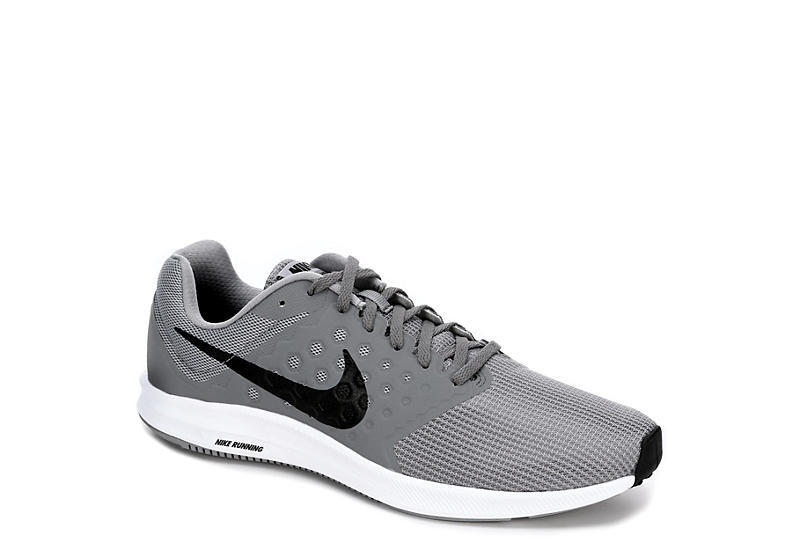 d3b9671760a Dark Grey Nike Downshifter 7 Men s Running Shoes