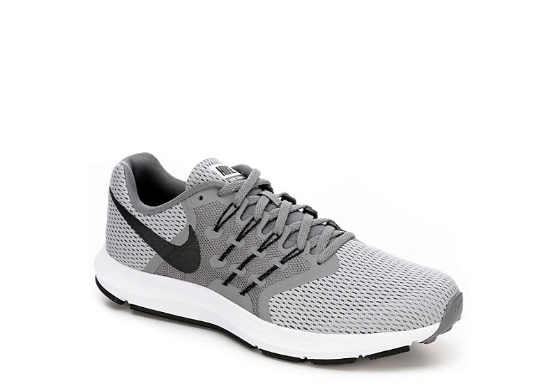b3a308c75cfb2 Grey Nike Mens Run Swift