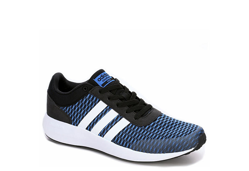 adidas cloudfoam race men's white