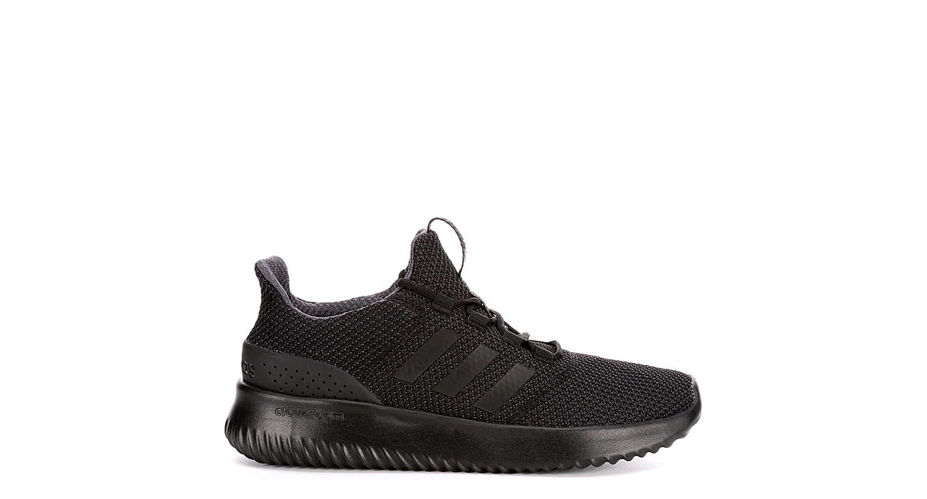 All Black adidas Cloudfoam Ultimate Men s Athletic Shoe  3097e4071