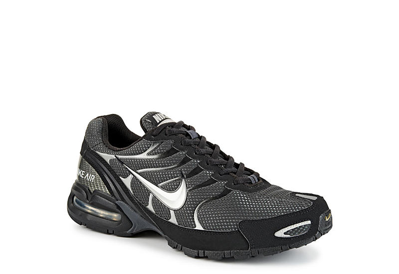 BLACK NIKE Mens Air Max Torch 4