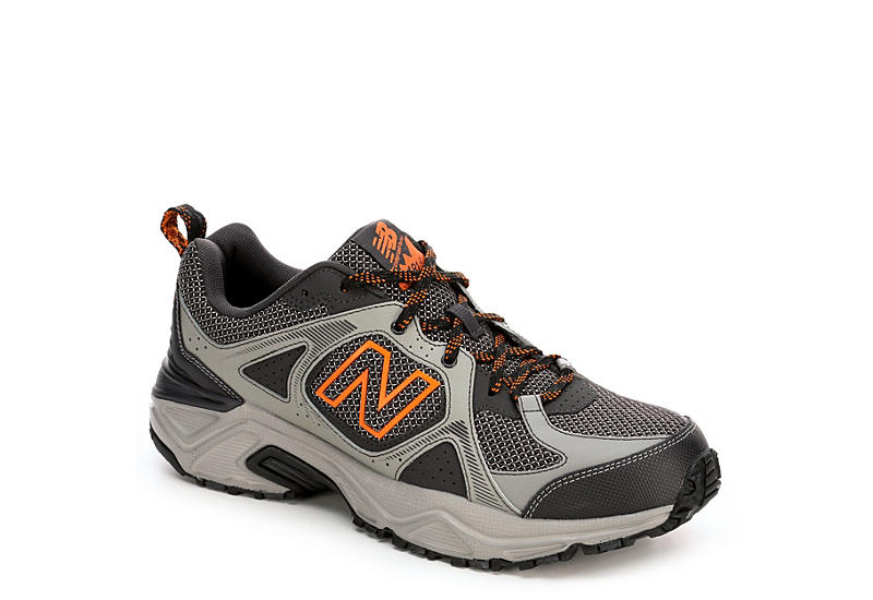 GREY NEW BALANCE Mens Mt481
