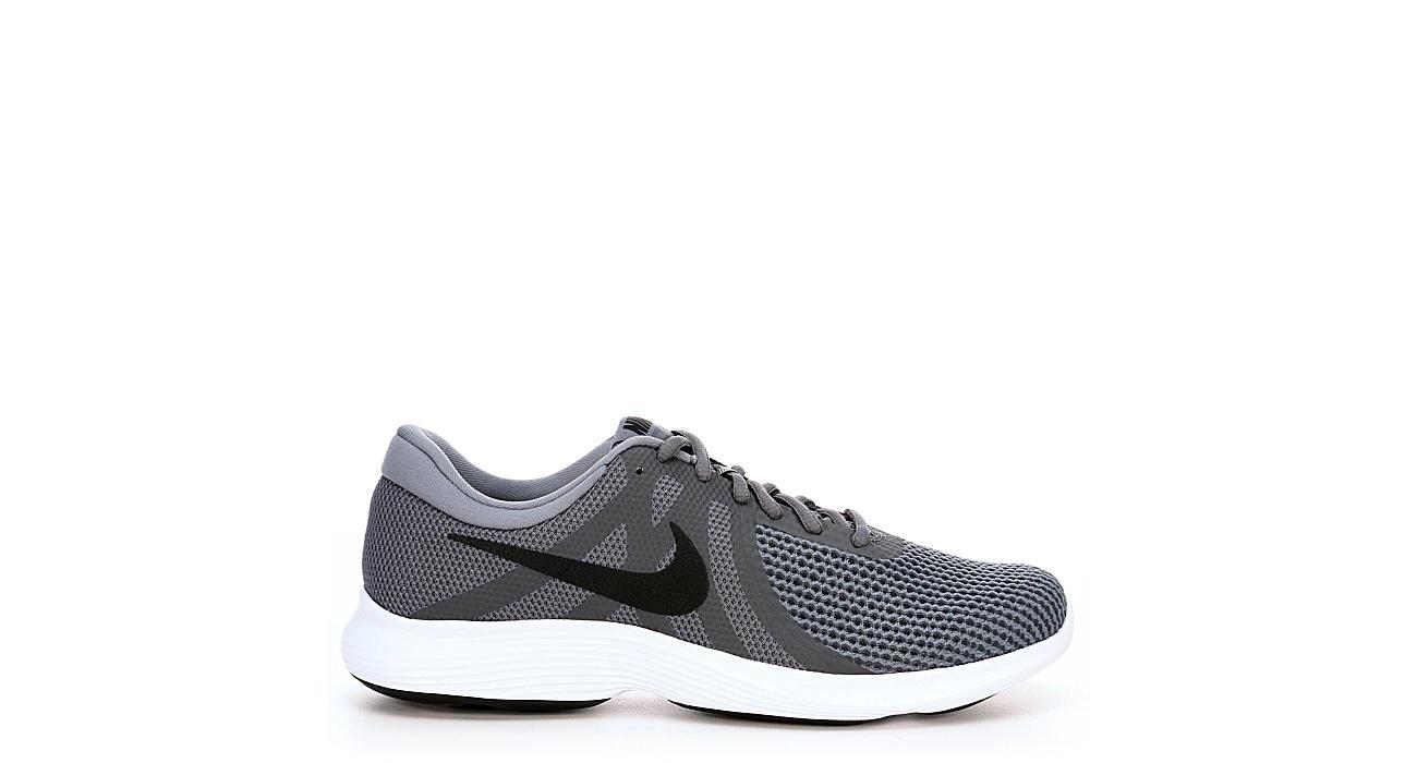 6519f4d42c55 Dark Grey Nike Revolution 4 Men s Running Shoes