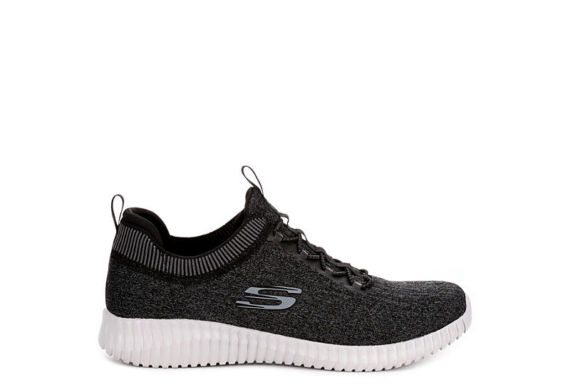 SKECHERS Mens Hartnell - BLACK