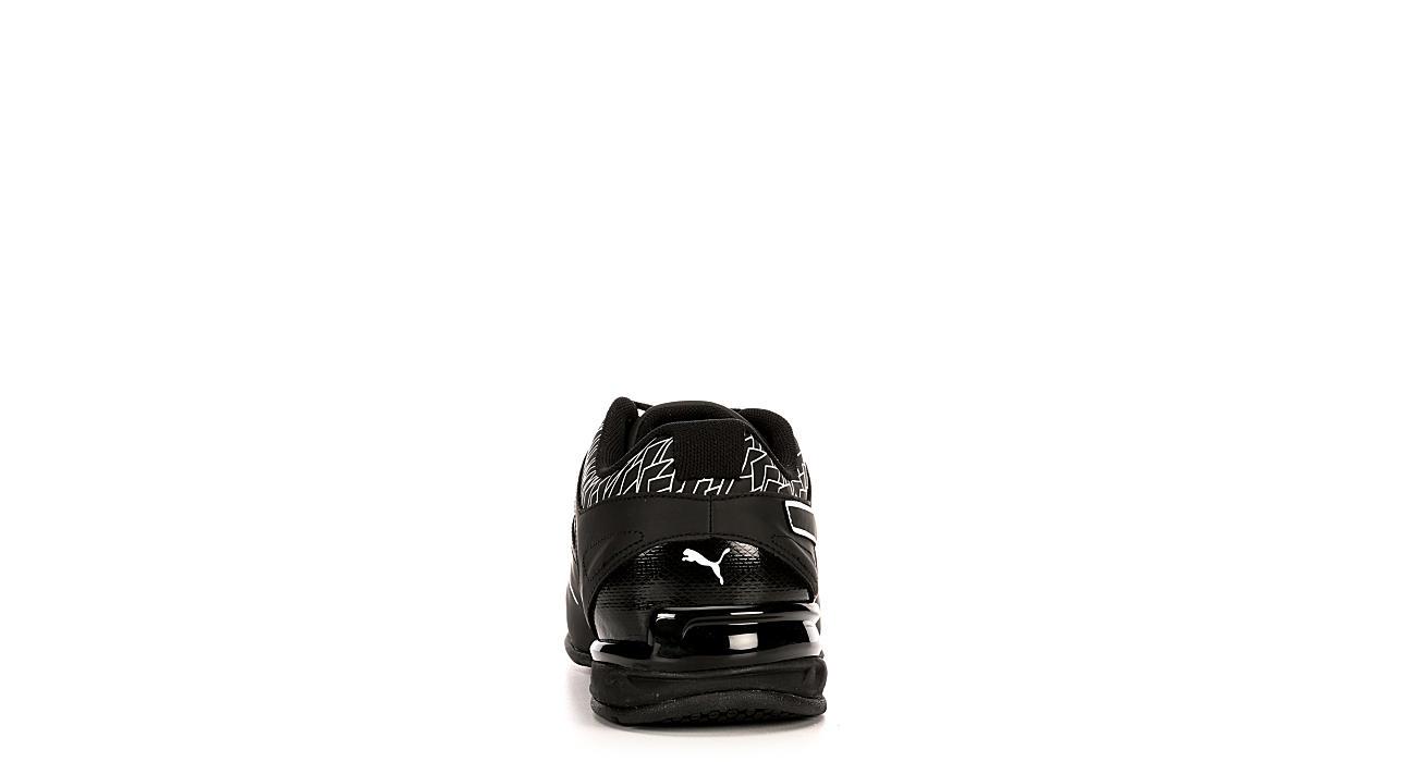 PUMA Mens Tazon Fracture - BLACK
