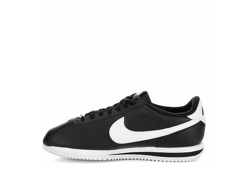 size 40 3398a bb8c5 Nike Mens Cortez - Black