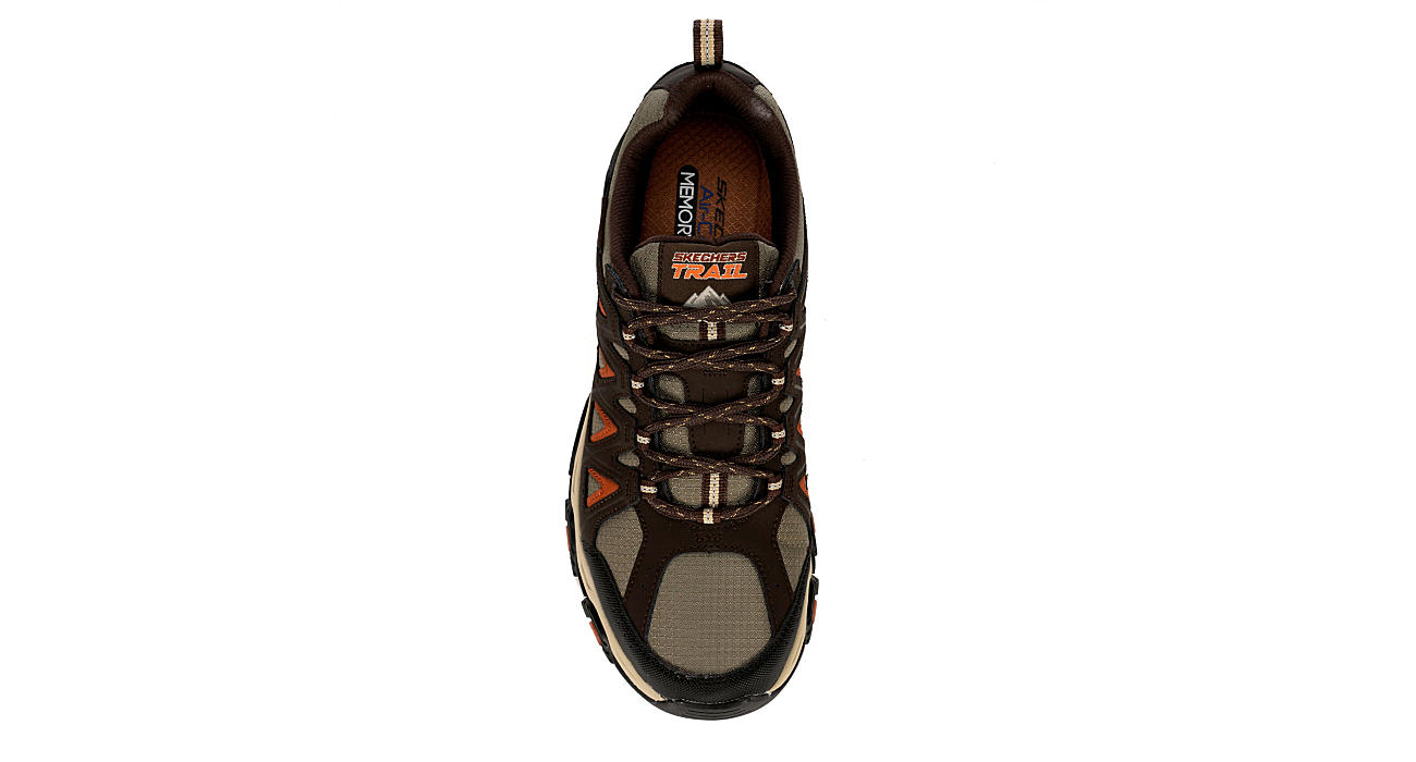 SKECHERS Mens Terrabite - BROWN
