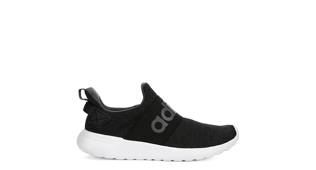 adidas mens cloudfoam lite racer running shoe black