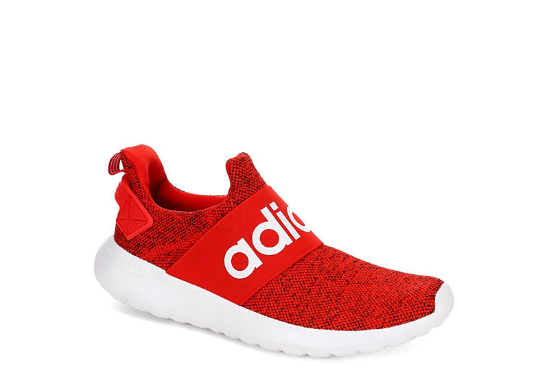 RED ADIDAS Mens Lite Racer Adapt