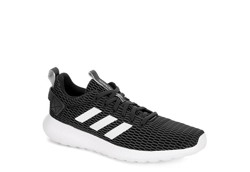 outlet store 0996a cddbe Adidas Mens Cloudfoam Lite Racer Cc - Dark Grey