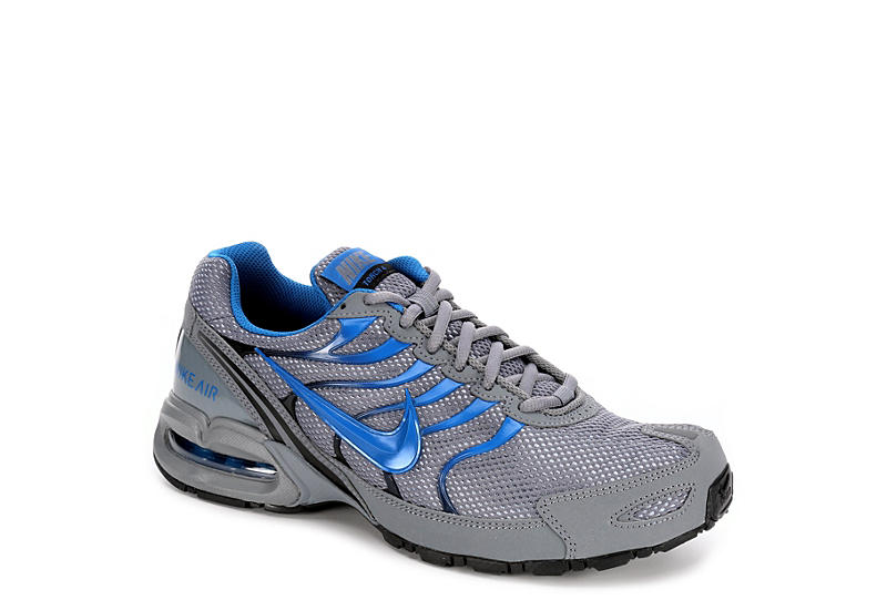 ed10a2a8f Grey & Blue Nike Air Max Torch 4 Men's Running Shoes | Rack Room Shoes