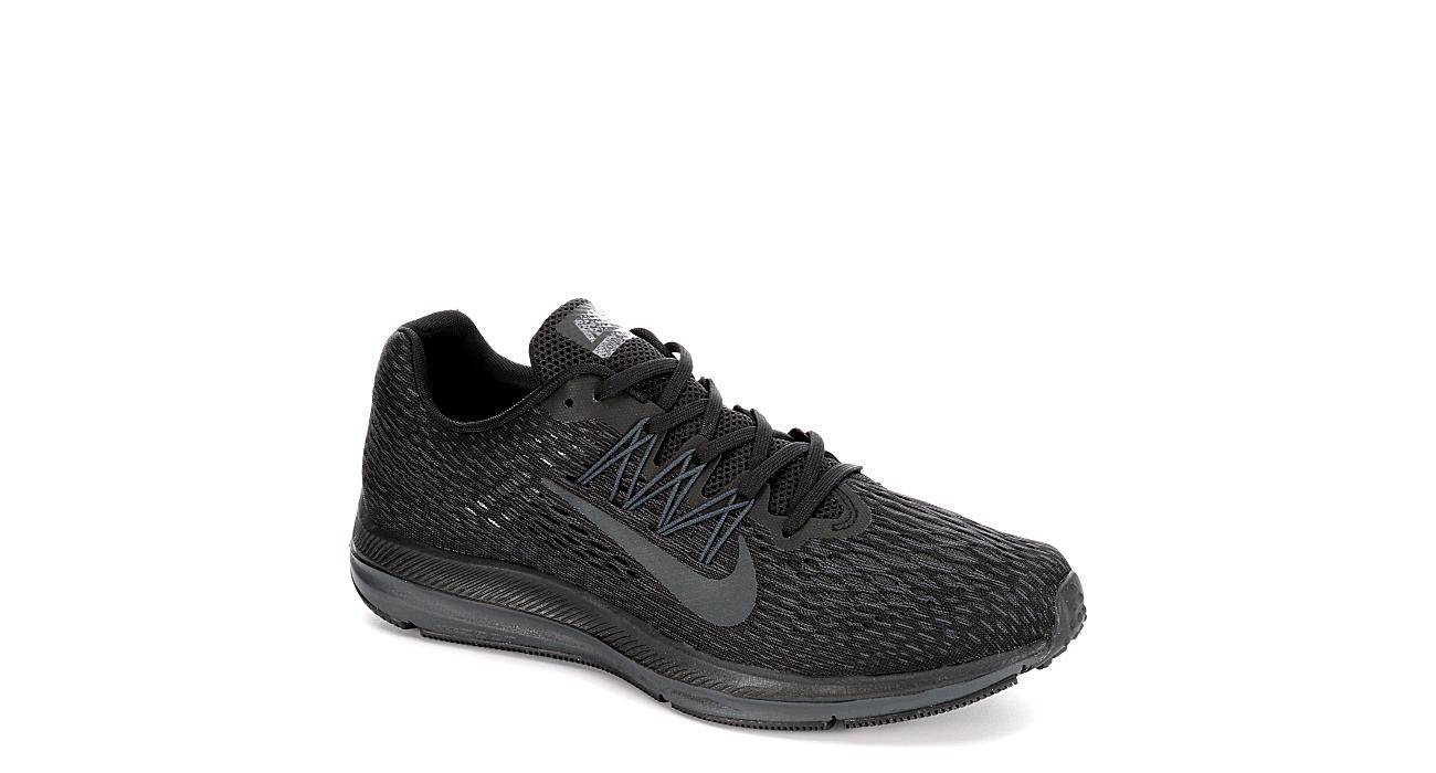 NIKE Mens Zoom Winflo 5 - BLACK