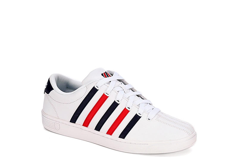 accb46007a75be White K-swiss Mens Court Pro 2 | Athletic | Rack Room Shoes