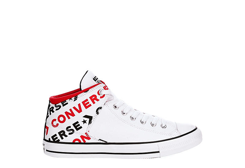 CONVERSE Mens Chuck Taylor All Star High Street High - WHITE