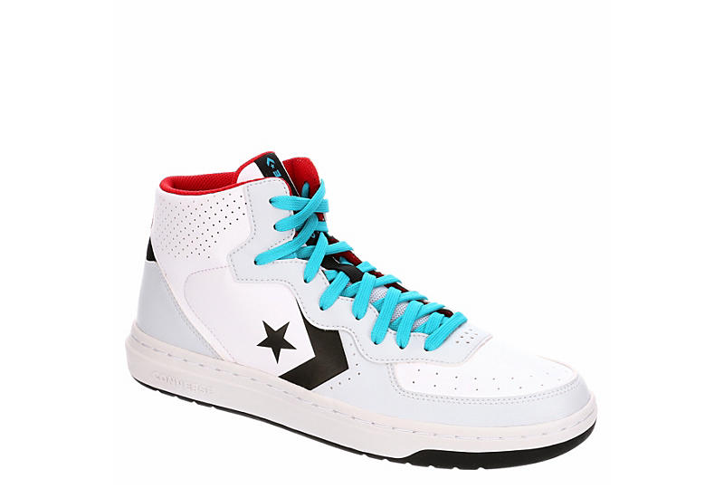 CONVERSE Mens Rival Mid Shoot For The Moon - WHITE