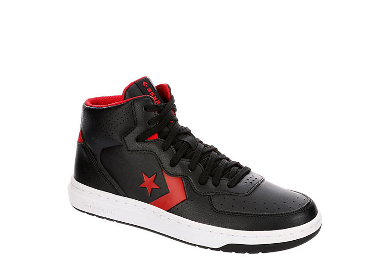 CONVERSE Mens Rival Mid Shoot For The Moon - BLACK