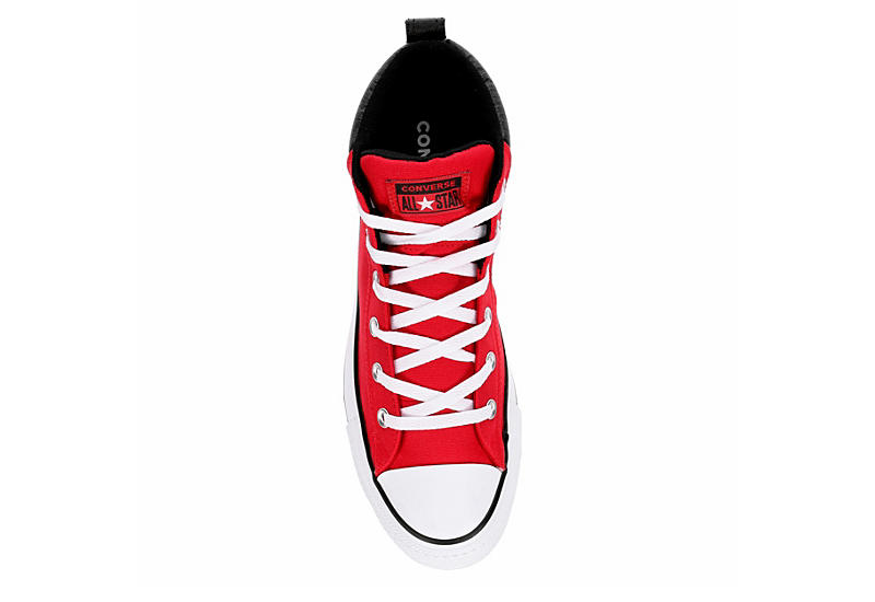 CONVERSE Mens Street Mid Space Explorer - RED