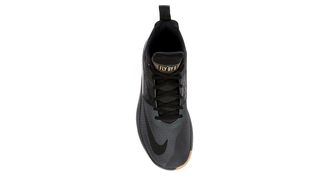 NIKE Mens Fly By Low 2 - BLACK