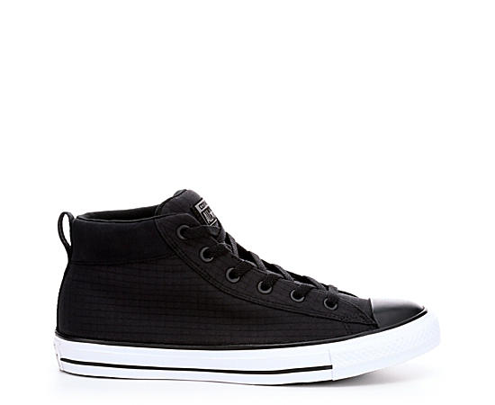 Mens Chuck Taylor All Star Street Mid Ripstop