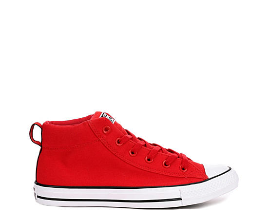 Mens Chuck Taylor All Star Street Mid
