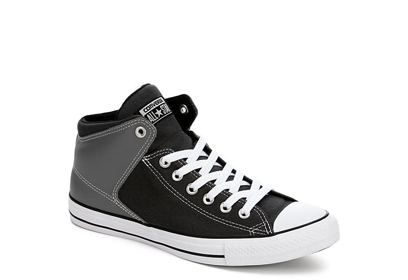 e23a69dae5fe Grey Converse Mens High Street Lea