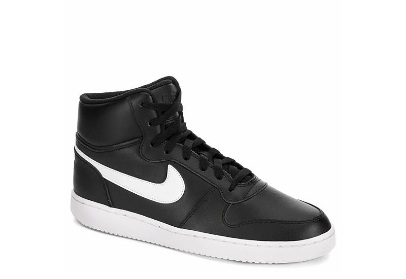 huge discount fe8b8 9043d Nike Mens Ebernon Mid - Black