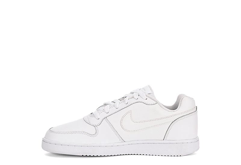 NIKE Mens Ebernon Low - WHITE