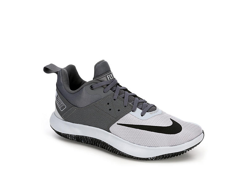 a054d15756d05 Nike Mens Fly By Low 2 - Grey